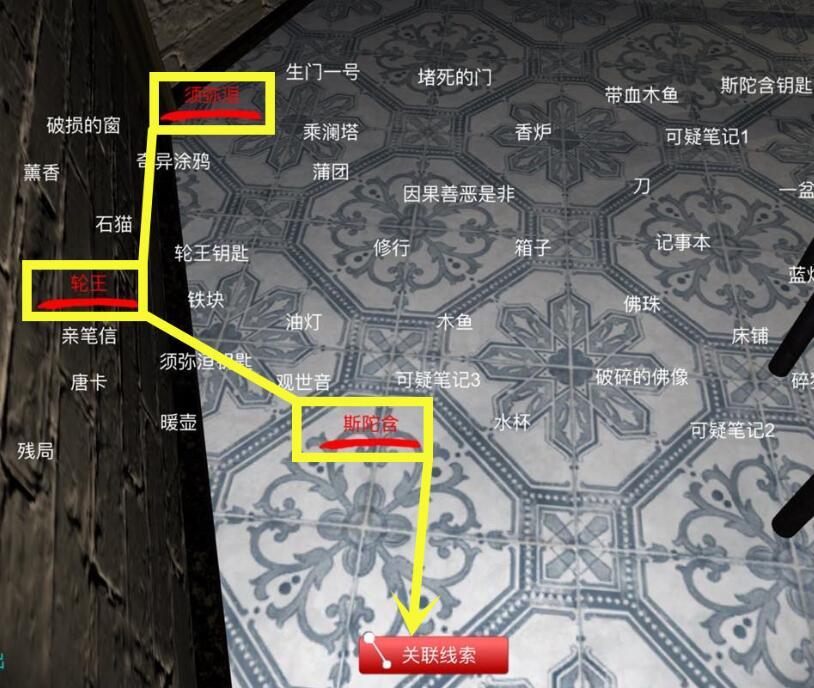 《孙美琪疑案-宋明朝》三级线索——猪圈密码