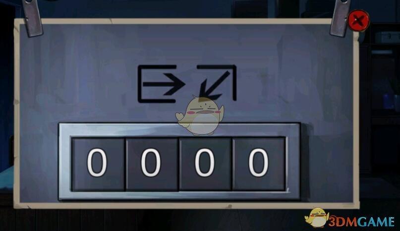 《密室逃脱绝境系列11游乐园》床上箱子密码攻略