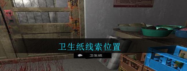 《孙美琪疑案:郎威》五级线索——卫生纸