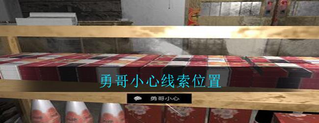 《孙美琪疑案:郎威》五级线索——勇哥小心