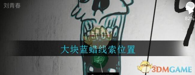 《孙美琪疑案:郎威》五级线索——大块蓝蜡