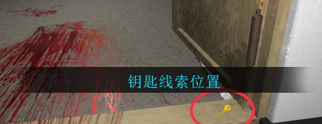 《孙美琪疑案:郎威》四级线索——钥匙