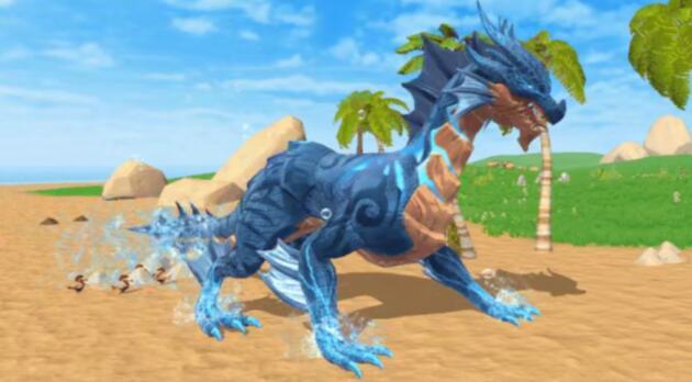 《创造与魔法》全新BOSS海鳄龙获得方法