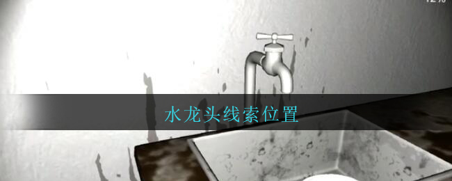 《孙美琪疑案:王勇》五级线索——水龙头