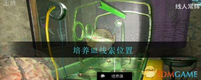 《孙美琪疑案:王勇》三级线索——培养皿