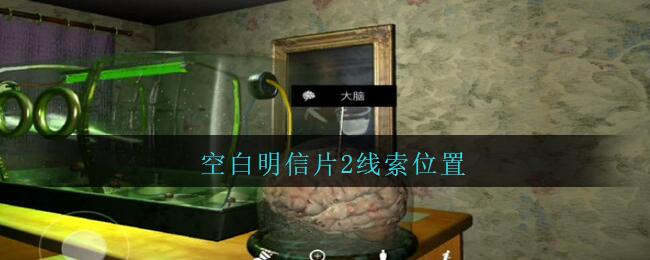 《孙美琪疑案:王勇》二级线索——空白明信片2