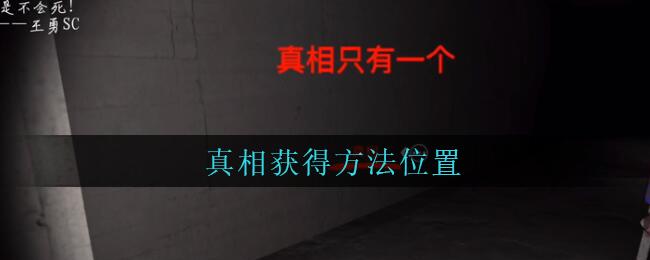 《孙美琪疑案:兰芝》一级线索——真相