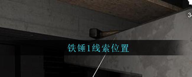 《孙美琪疑案:兰芝》五级线索——铁锤1