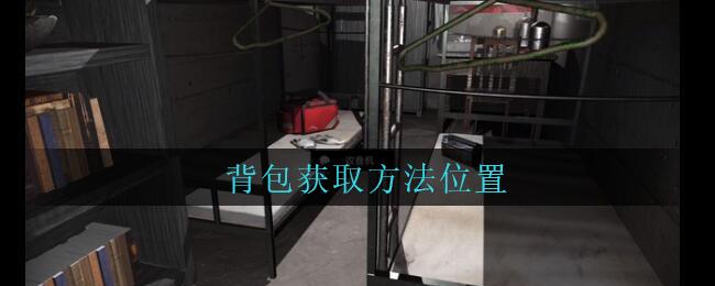 《孙美琪疑案:兰芝》三级线索——背包