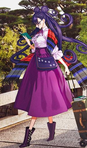 《命运冠位指定》英灵纪行:紫式部礼装图鉴