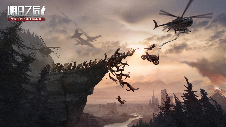 《明日之后》第三季实机演示首次曝光,全新玩法震撼来袭!