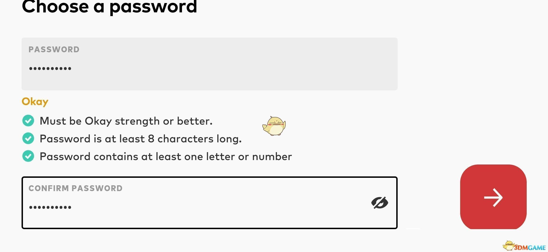 拳头注册账号设置密码完成后点不了解决办法