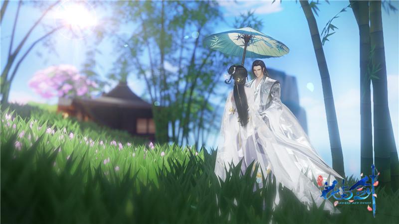 """我的全部只想给你 """"花与剑""""《一生所爱》周年新版本今日上线"""
