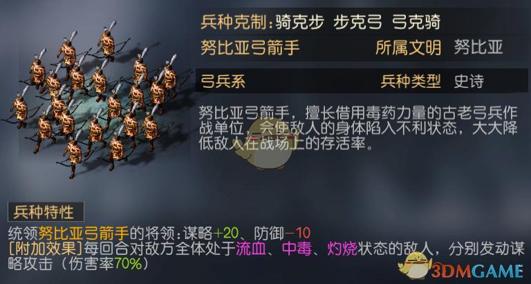 《征服与霸业》debuff队伍思路介绍