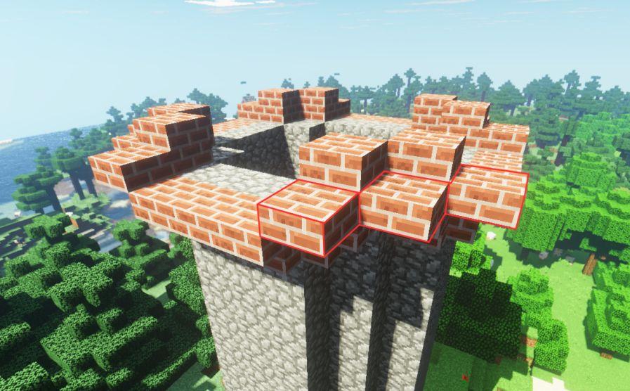 《我的世界》女巫塔建造教程
