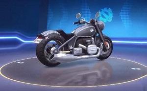 《跑跑卡丁车官方竞速版》传说赛车BMWR18摩托介绍