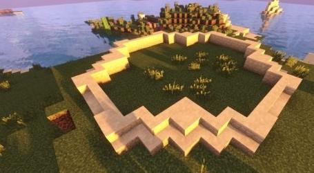 《我的世界》许愿池建造图文攻略