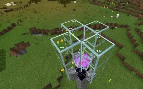 《我的世界》守卫塔建造教程