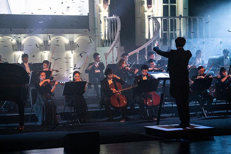 《恋与制作人》三周年音乐会圆满落幕 爱乐乐团倾情演绎