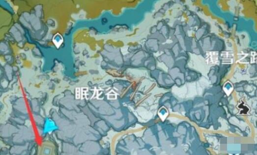 《原神》雪山碎片位置介绍