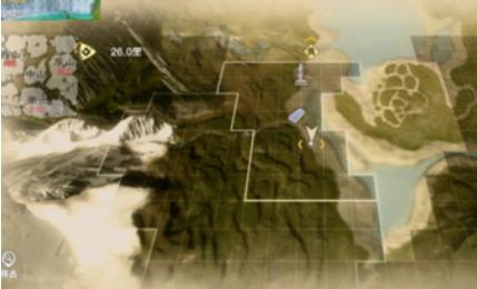 《妄想山海》云端岳云鲲星球位置一览