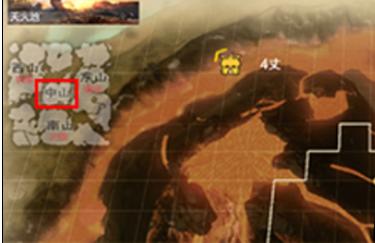 《妄想山海》传奇任务300年炎狼位置介绍