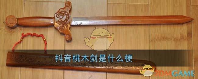 抖音桃木剑是什么梗