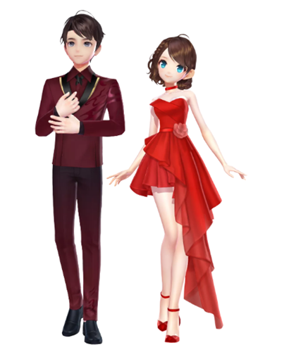 《QQ飞车》玫瑰人生套装一览