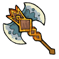 《不思议的皇冠》冲锋者战斧图鉴一览