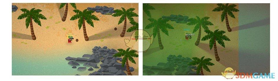 《小动物之星》动物岛趣味设定介绍