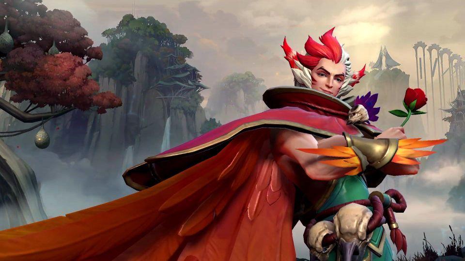 《英雄联盟》手游将更新多位英雄 爱羽情翼甜蜜登场