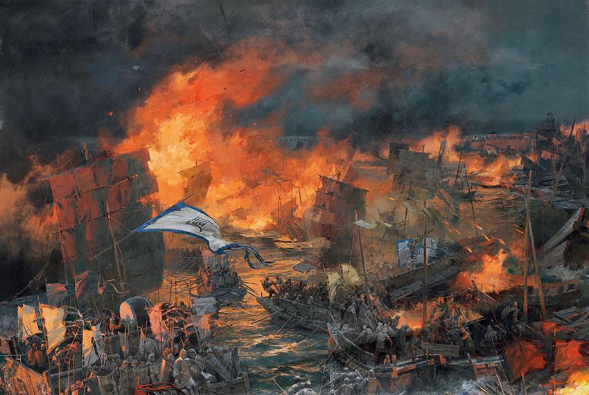 《三国志战略版》赤壁剧本评测:这才叫威力加强版