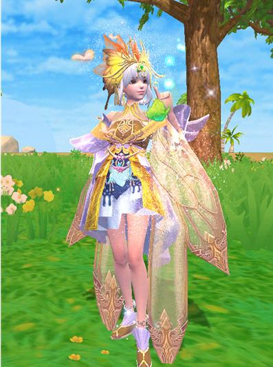 《创造与魔法》莺歌蝶舞获得方法