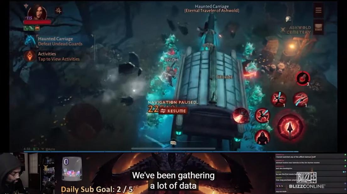 《暗黑破坏神:不朽》开发团队专访 强调不是《暗黑3》手游版