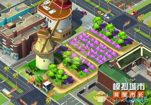 《模拟城市:我是市长》城市郊野介绍