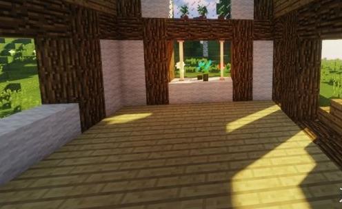 《我的世界》农舍建造教程