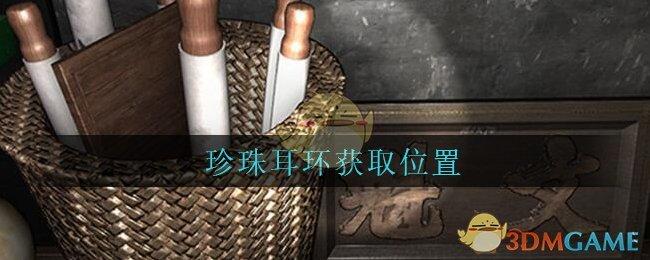 《孙美琪疑案:古董店》五级线索——珍珠耳环