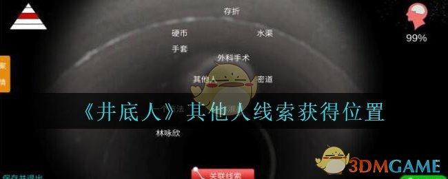 《孙美琪疑案:井底人》三级线索——其他人