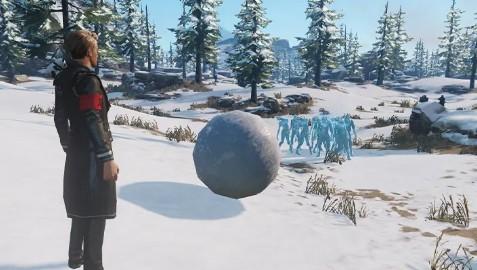 《明日之后》雪球推推乐玩法介绍