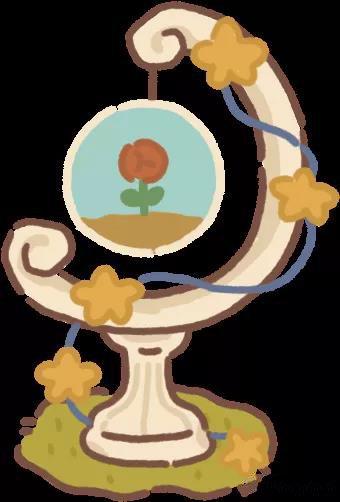 《动物餐厅》星空玫瑰植物获得方法