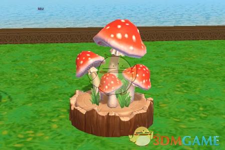 《创造与魔法》田园蘑菇摆件获取攻略