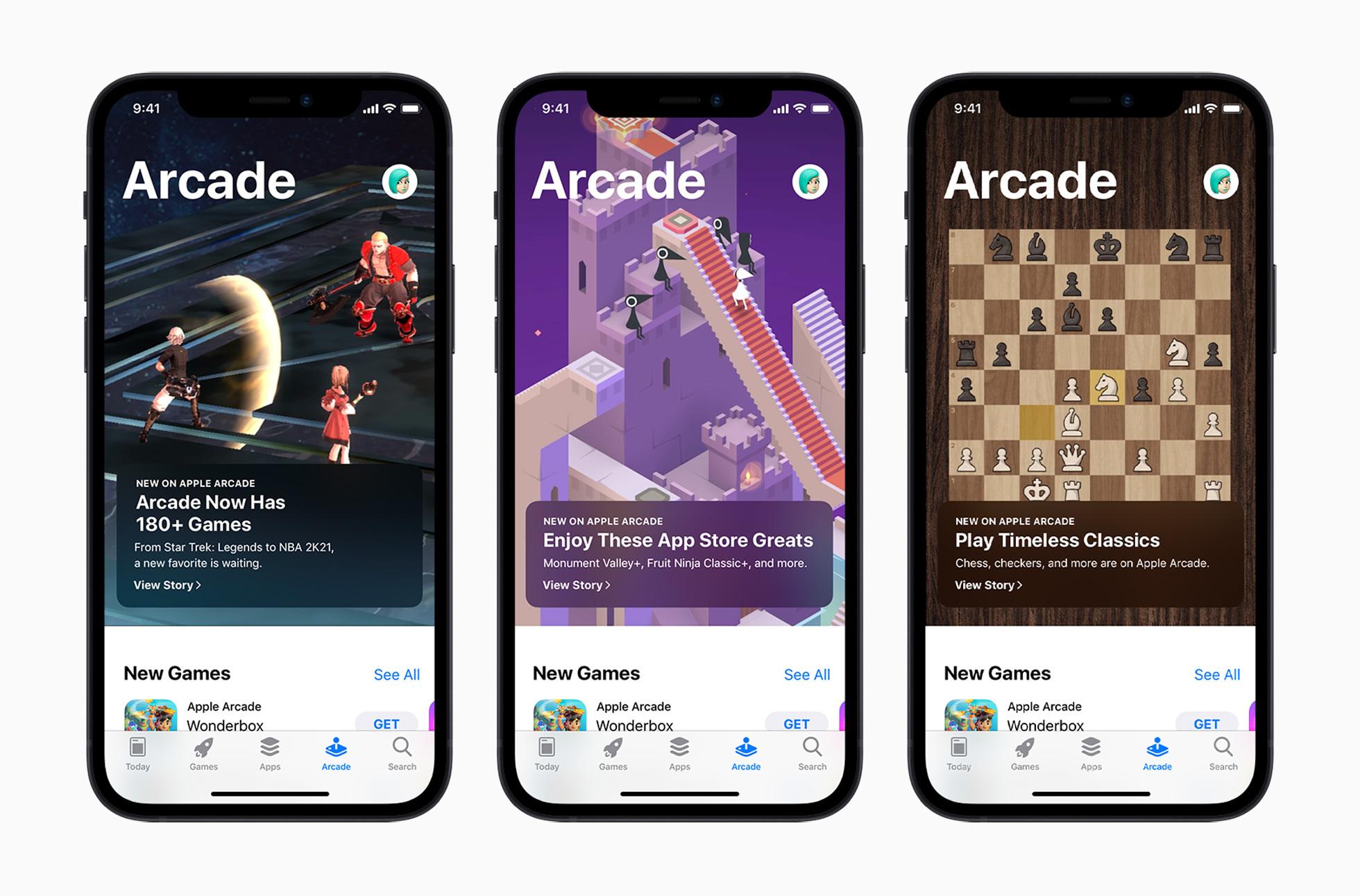 Apple Arcade加入30款新游戏 《纪念碑谷》等作