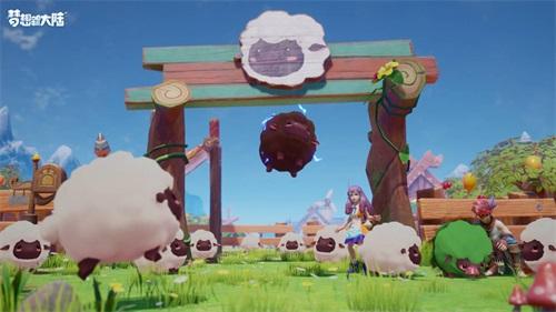 一起来看流星雨 《梦想新大陆》家园一期玩法详解
