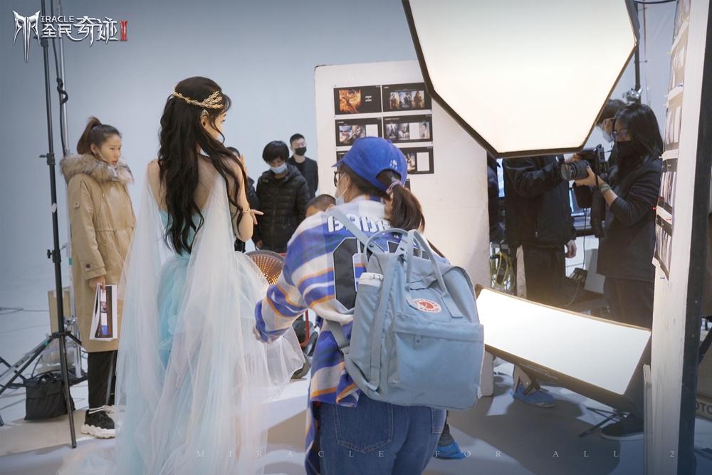 Angelababy《全民奇迹2》同名魔幻大片预告曝光,实力演绎极具反差双面形象!