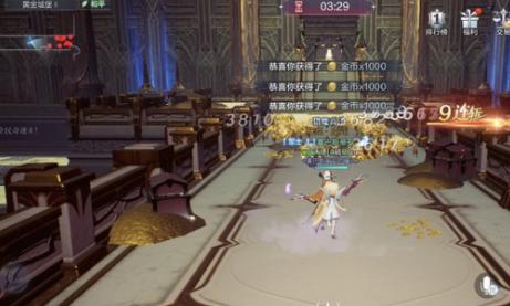 《全民奇迹2》跨服攻城玩法攻略