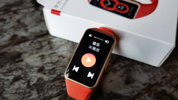 华为手环6连接蓝牙耳机方法介绍
