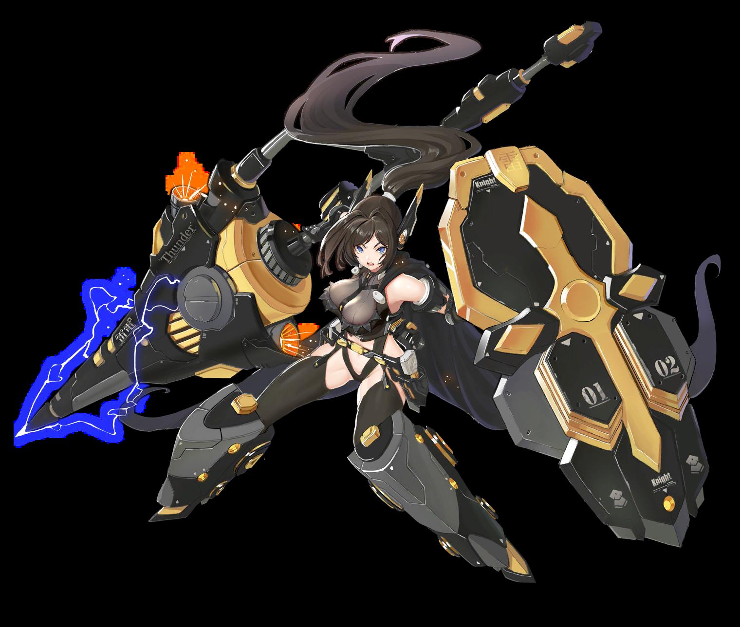 《机动战姬:聚变》艾卡西亚属性介绍