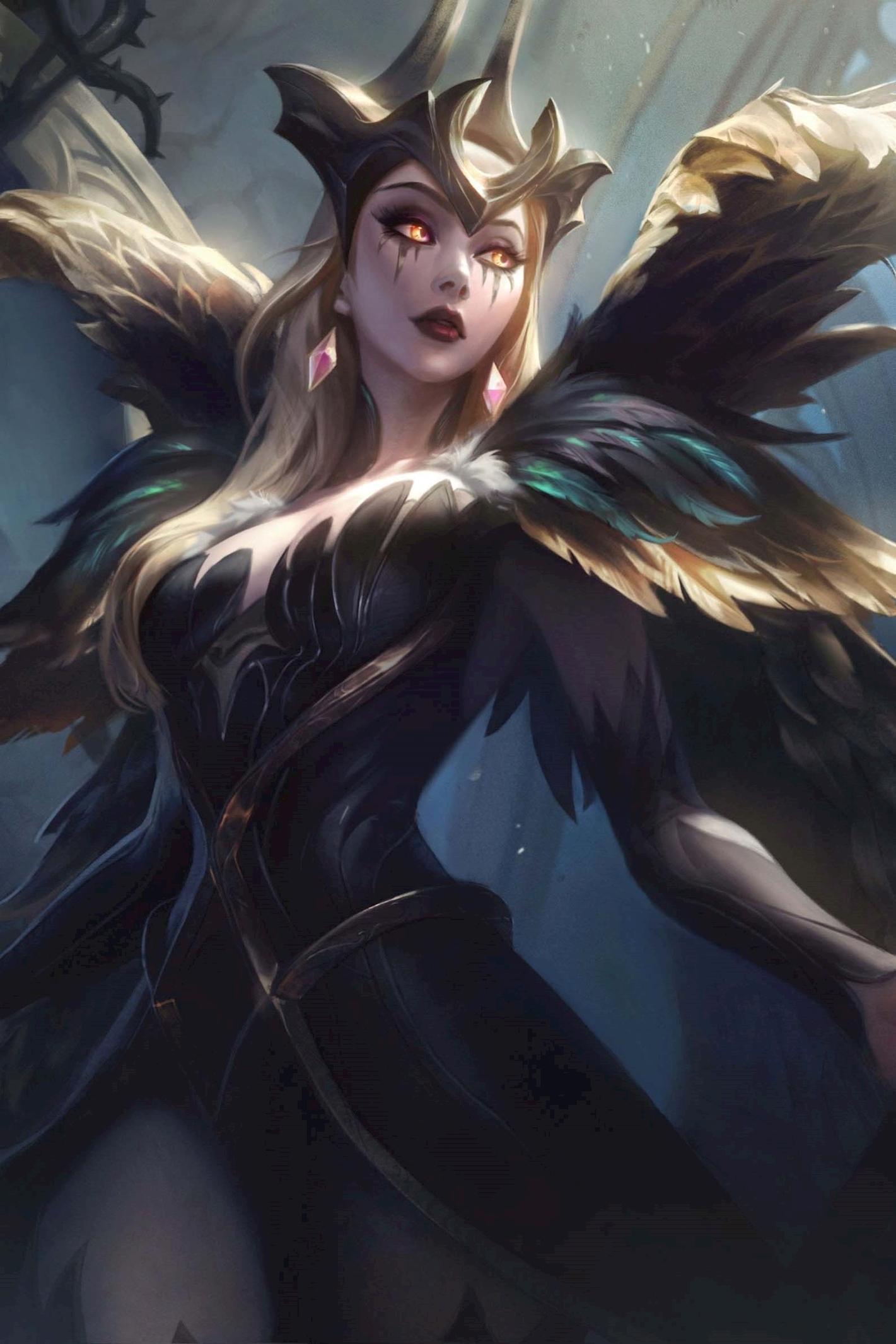 《云顶之弈手游》S5黑暗魔女阵容攻略