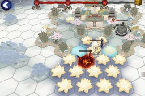 《阴阳师》步步生莲同时击中3名敌人任务完成方法