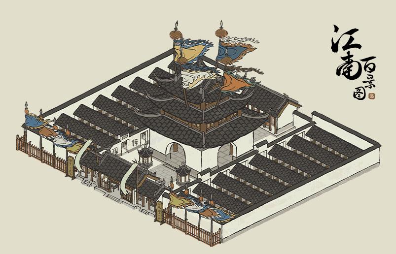 《江南百景图》新版本已上线!应天府扩大、新奇观、海量优化等你体验